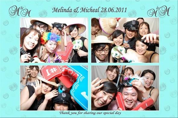 Melinda and Michael's wedding June 28th, 2011