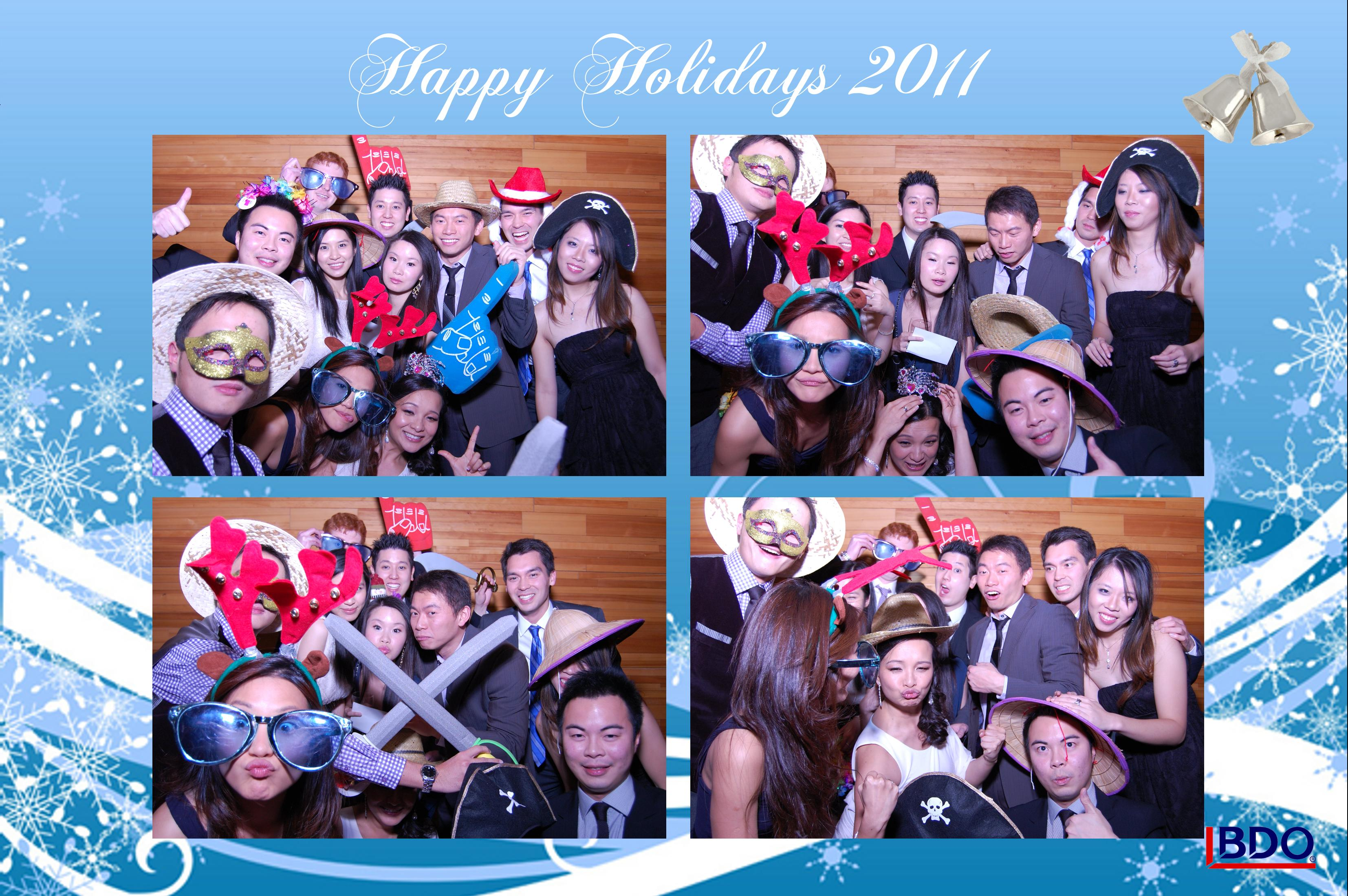 December 3rd, 2011, BDO Holiday Party