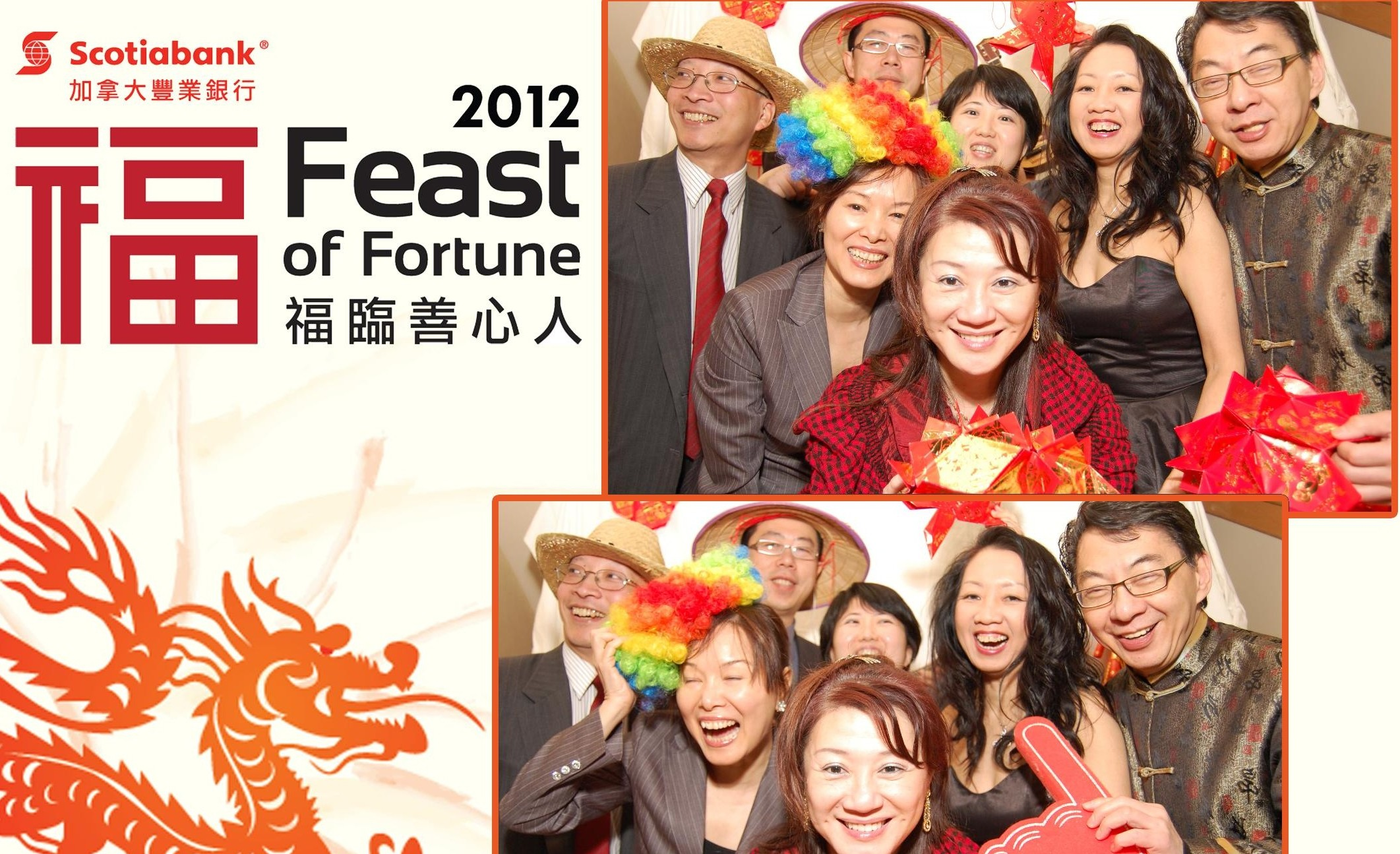 January 27, 2012 Feast of Fortune