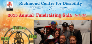 October 3rd, 2015, Richmond Centre for Disability